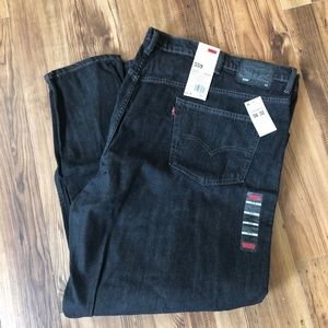 JUST IN! Levi's 559 Straight Big Tall Jeans 56 32